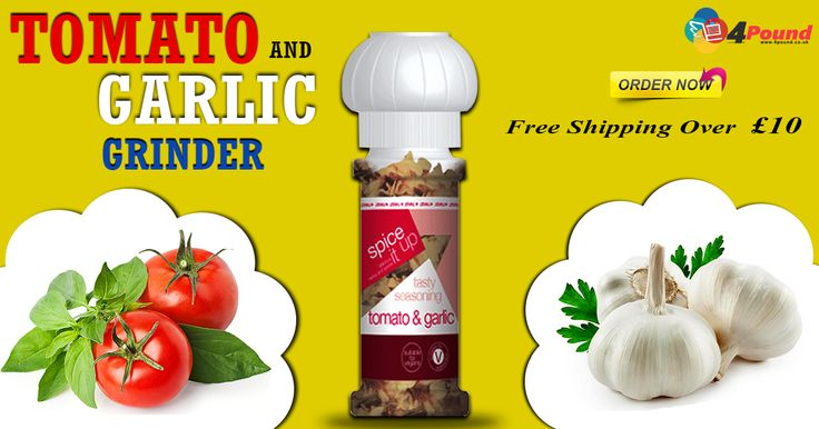 Order Fresh Grocery Product Tomato And Garlic Grinder at #4pound store