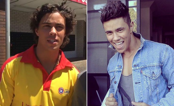 Home and Away's Mason Morgan is looking very different after losing his curls  - DigitalSpy.com