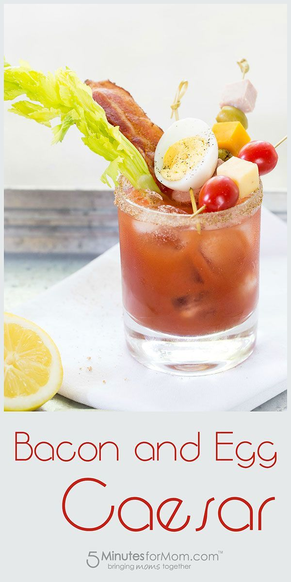 How to Make a Caesar... also known as a Canadian Bloody Mary. If you're not Canadian, you may not know what a Caesar is... let alone how to make one. Here is how to make a classic Caesar as well as an extra tasty treat... a Bacon and Egg Caesar Cocktail recipe. Sponsored.
