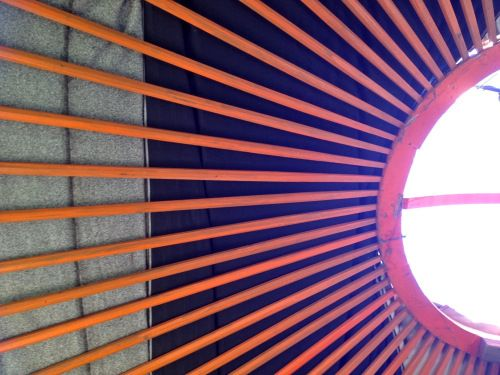Building a yurt from scratch: a list of resources