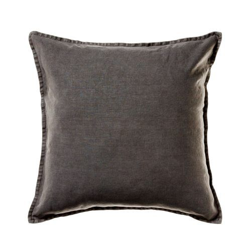 Vintage Washed Linen Lounge Cushions