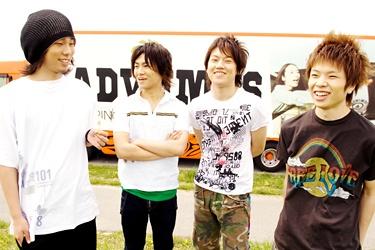RADWIMPS  http://www.youtube.com/watch?v=7MaF-bWeLGw