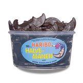 Haribo Drop halve manen, 150st.