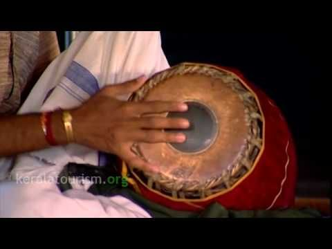 Musical Instrument Mridangam Kerala Kerala Art In 2018