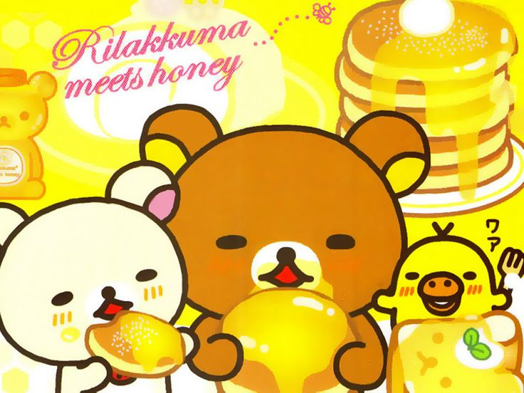 I Love Nerds Hello Kitty Wallpaper | Honey Rilakkuma Wallpaper Hello Kitty Wallpapers
