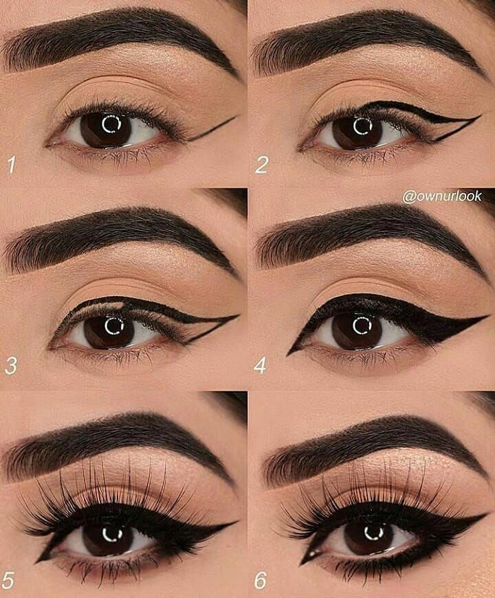 New Eye Makeup Lesson Naturaleyemakeup Beautiful Eye Makeup