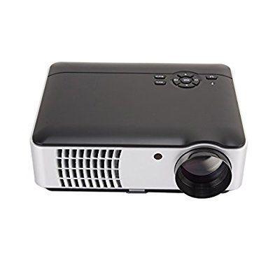1080P Full HD Projector, YKS 2800 Lumens Home Cinema: Amazon.co.uk: Electronics #homecinemaprojector