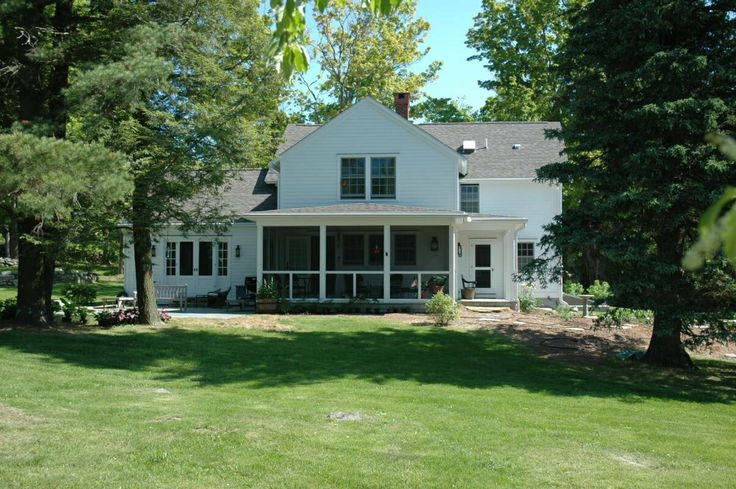 Screened Porch With Master Bedroom Above Google Search Addition Pinterest Screened