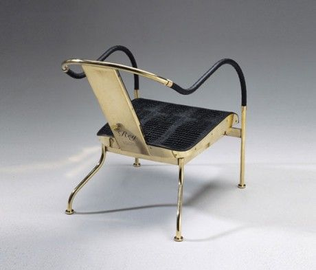 El Rey by Mats Theselius. Via Architonic which is an inspirational site for chair design. Similar Posts: Rex Armchair by Mats Theselius Osso by Ronan & Erwan Bouroullec for Mattiazzi – Milan 2011 (04) Ruined Chairs by Matylda Krzykowski Rietveld Easy Chairs for Metz & Co Contemporary Rietveld Utrecht Chair at Christie's Last update: Monday, …