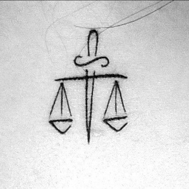 best 25 justice tattoo ideas on pinterest law tattoo justice scale tattoo and libra scale tattoo. Black Bedroom Furniture Sets. Home Design Ideas