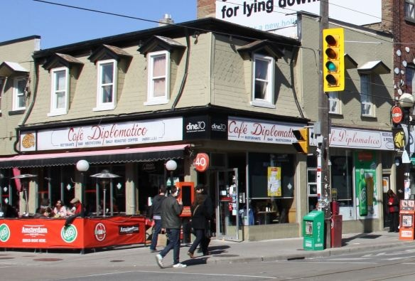Little Italy 10+ Things to do on the West End of Toronto http://wp.me/p1VYcK-j1