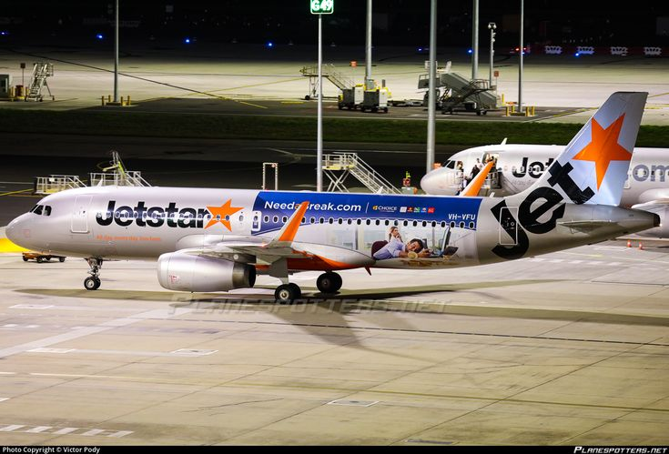 Jetstar Airways - Airbus A320-232(WL) by Victor Pody