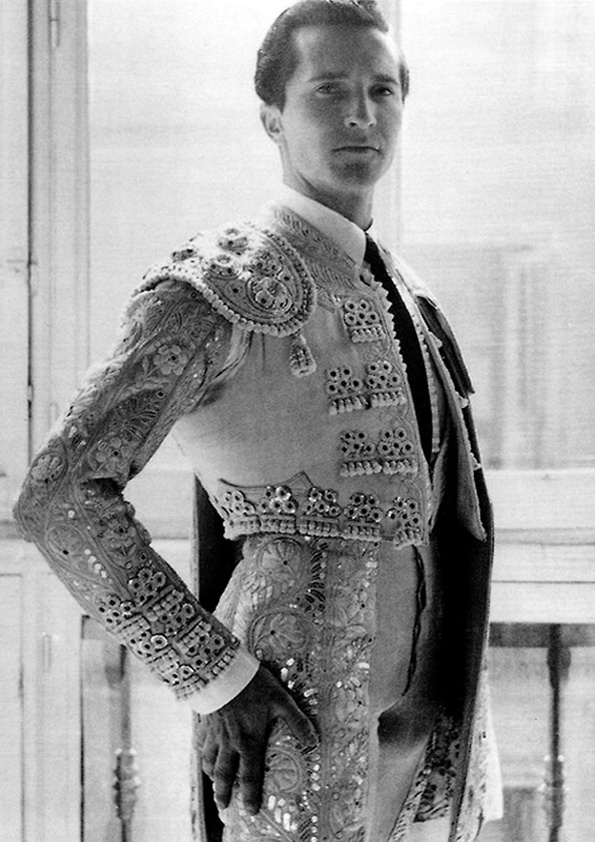 Luis Miguel Dominguín, Torero (bullfighter) - 1952 - Photo by Sir Cecil Beaton