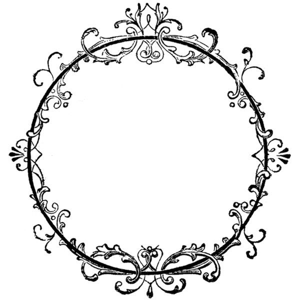 *The Graphics Fairy LLC*: Frames ❤ liked on Polyvore