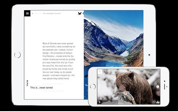 https://www.behance.net/gallery/25381059/Wild-Canada-iOs-App