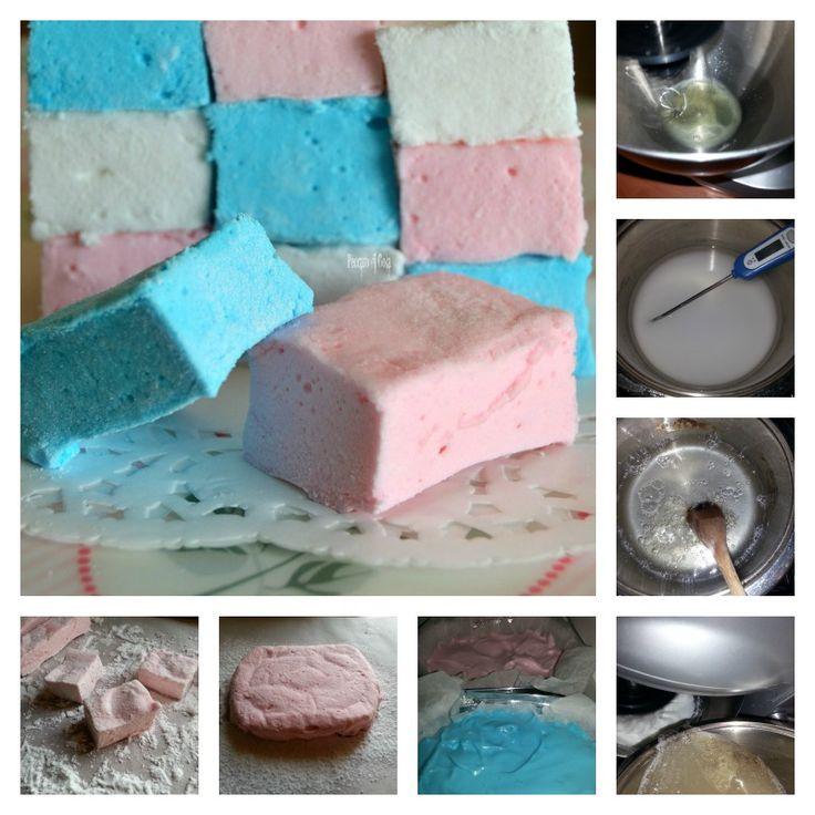 ricetta marshmallow, peccato di gola 2