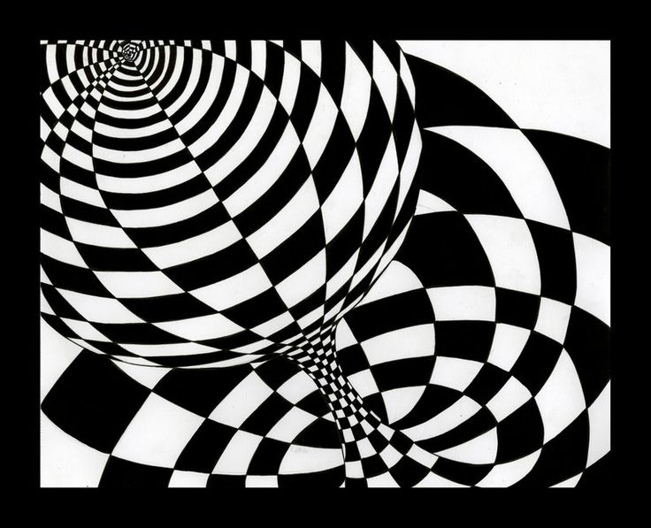 Op Art 3 by Vinnie14