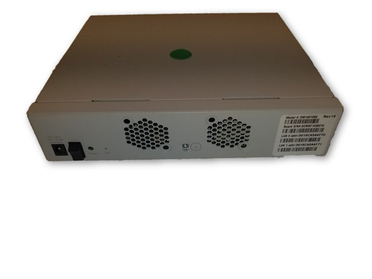 Nortel Contivity 1010 2-Port 10/100 Wired Router DM1401092