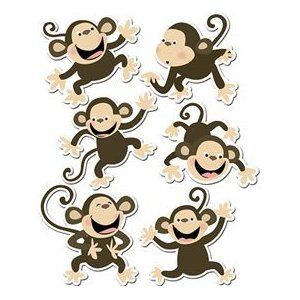 Tons of Monkey Classroom Theme ideas!