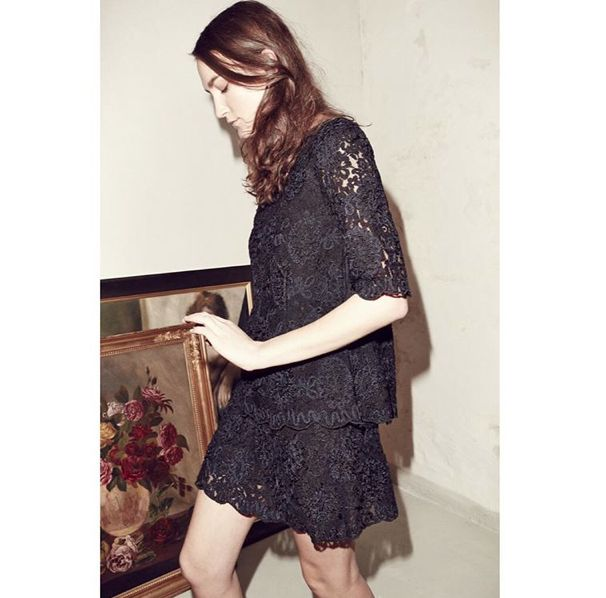 Skall studio AW15 lace