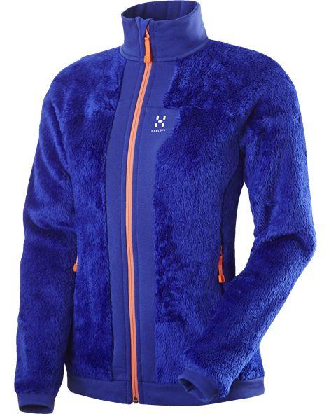 Forro mujer Haglofs Sector II Jacket. K2 Planet, la tienda online de montaña.