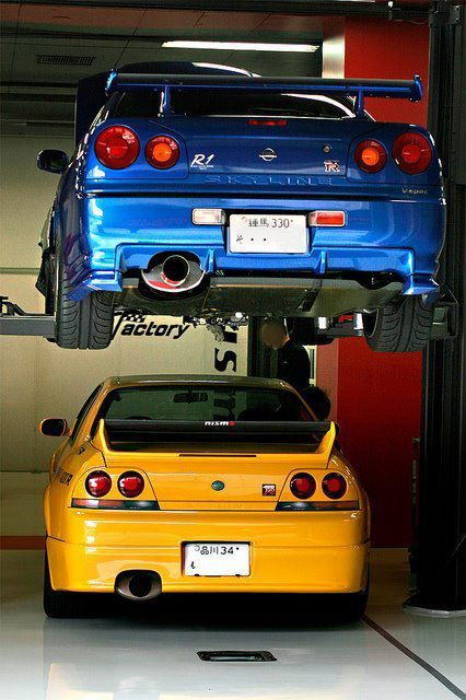Nissan Skylines | LIKE US ON FACEBOOK https://www.facebook.com/theiconicimports
