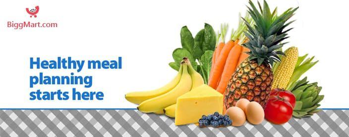 Healthy meal planning starts here with BiggMart Kitchen http://biggmart.com/grocery-blog/