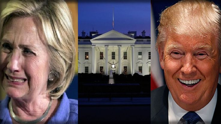 TRUMP SURGING PAST CLINTON IN NEW NATIONAL POLL
