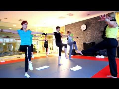 Yogalates cu Marga Balan