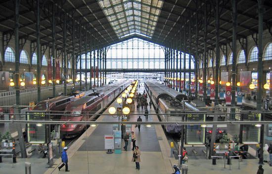 Gare du Nord !