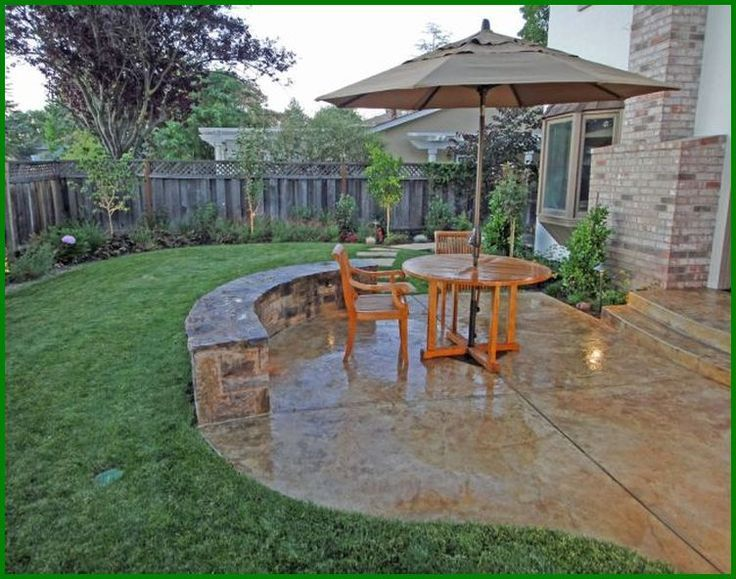 17 Best ideas about Concrete Patio Cost on Pinterest | Stamped ...
