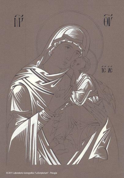 Mère de tendresse éclaircissements 3 https://www.pinterest.com/papasc2003/byzantine-icon-clothing/