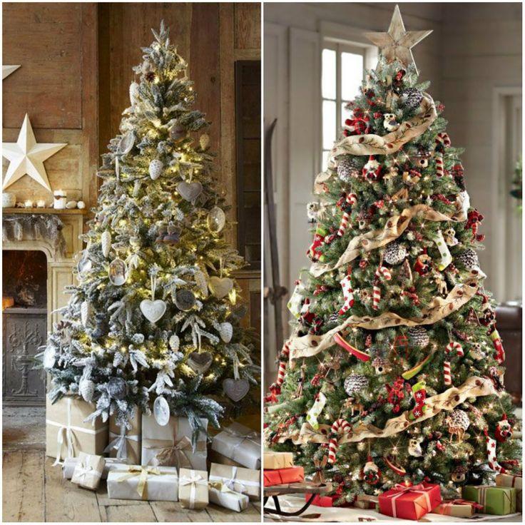 Vánoce se nezastavitelně blíží, a tak Vám přinášíme inspiraci na elegantní způsoby zdobení Vašeho vánočního stromečku! - ProSvět.cz