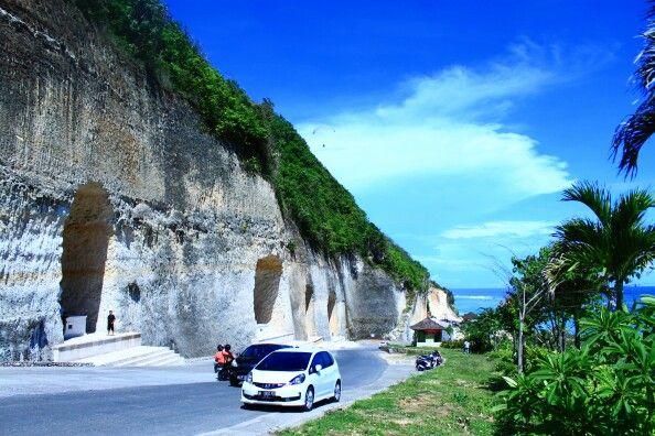 to Pandawa beach..