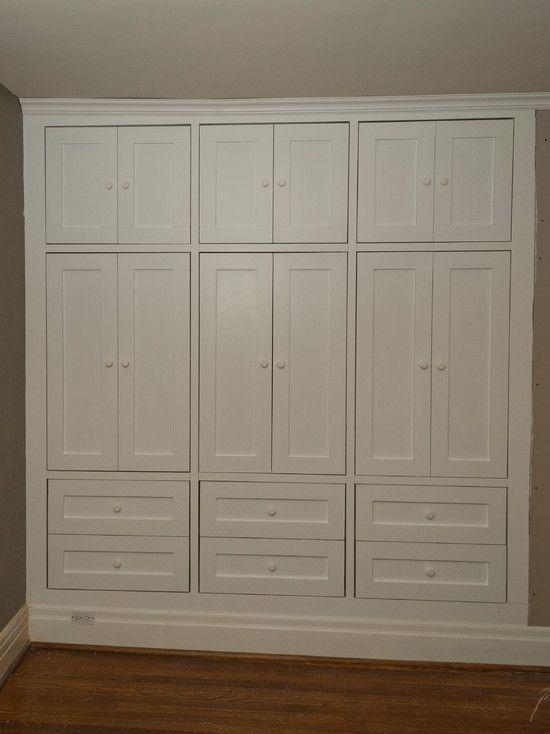 25+ best Bedroom Cabinets ideas on Pinterest | Built ins, Bedroom ...