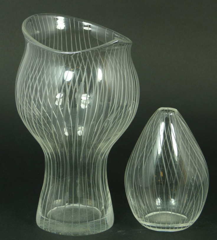 Tapio Wirkkala vases - Fine Artwork & Decorative Arts auction - January 12, 2013