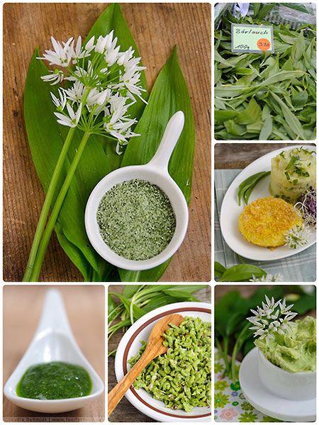 Bärlauch-Rezepte mit Bild - foolforfood.de