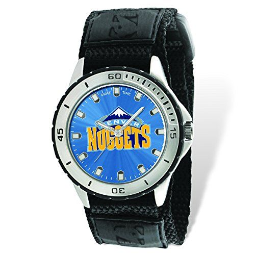 Mens NBA Denver Nuggets Veteran Watch * You can find out more details at the link of the image.