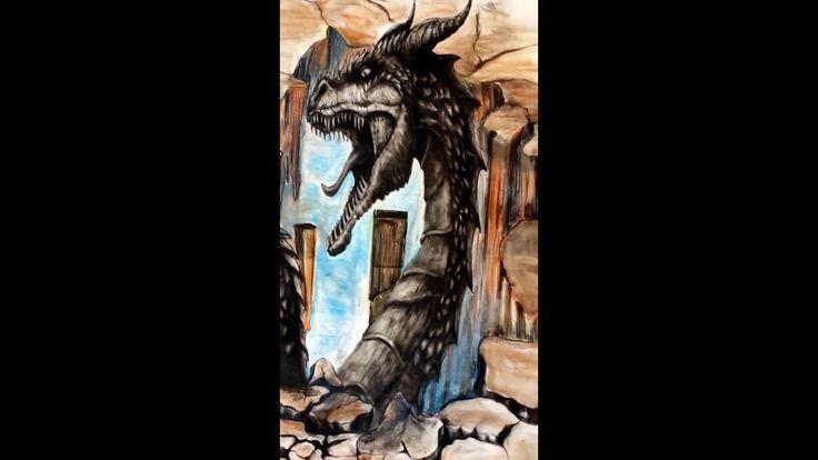 3 Boyutlu Kaldırım Sanatı- Yunus KAYA