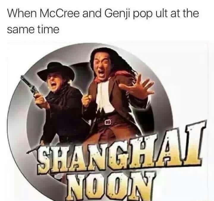 SHANGHAI NOON! XD
