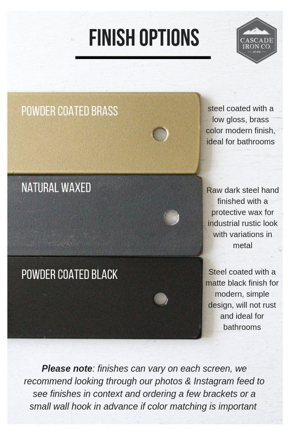 metal shelf brackets for floating shelves steel black and brass rh pinterest com