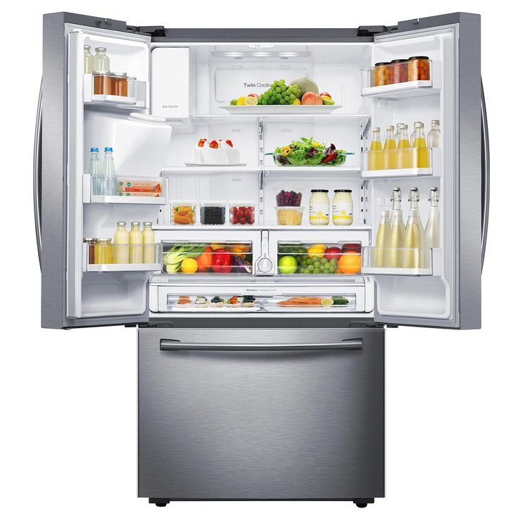 Samsung 28 cu. ft. French Door Refrigerator-Fresh and Flexible Food Storage