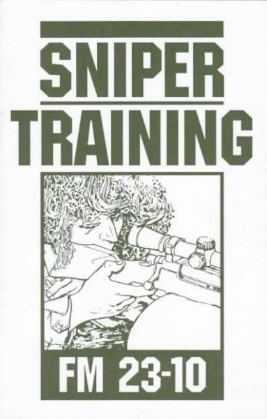 Here are the very latest sniper training tactics and techniques as taught by the U.S. Army. Chapters cover equipment, marksmanship, field techniques, mission preparation, sniper operations, field comm