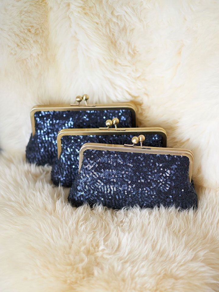 Personalized Bridesmaids' Clutches You'll Be Glad To Gift