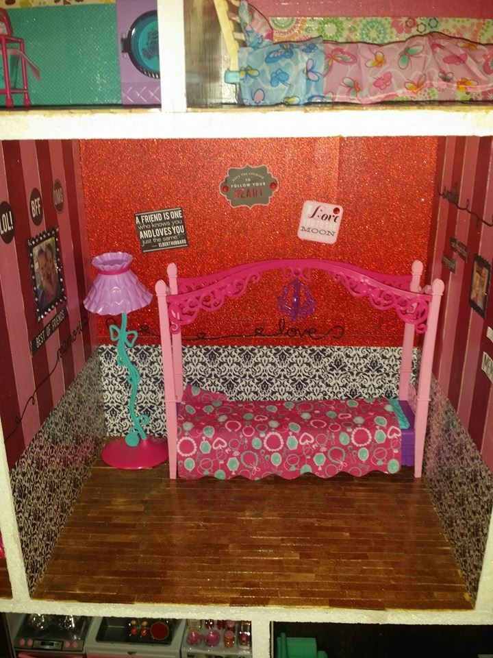 Barbie House Bedroom 13 best Barbie House