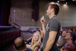 New App Turns Smartphones Into Microphones