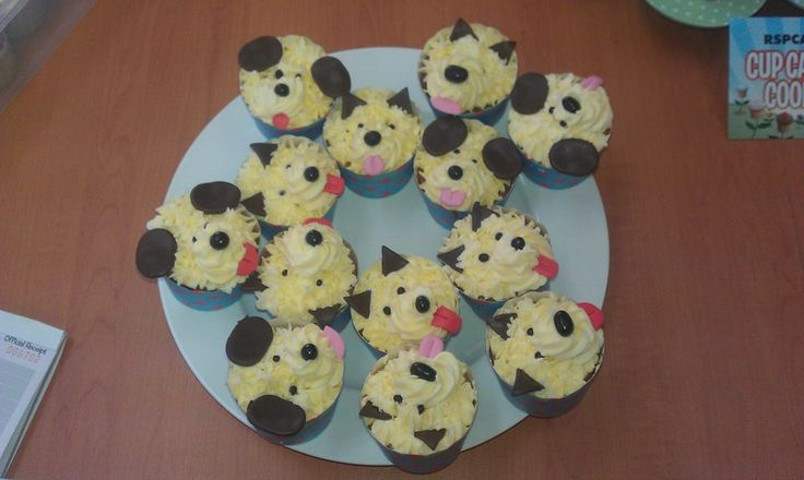 Kylie from Dogs Life magazine shared her creations for Cupcake Day with us too! http://www.rspcacupcakeday.com.au/