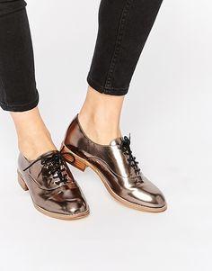 zapatos oxford con cremayera de mujer - Buscar con Google