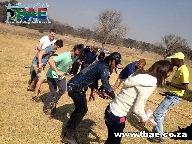 Team Building Exercise #SAB #TeamBuilding