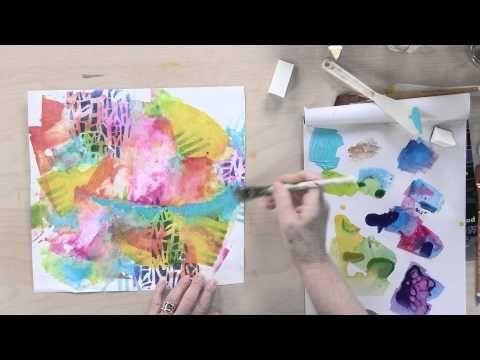 Mixed-Media Art: New Ideas to Spark Your Creativity - Artist's Network